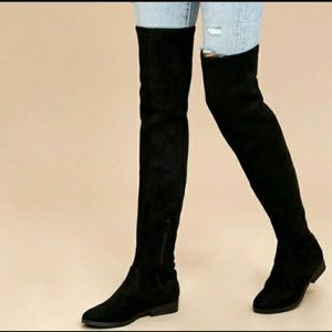 Adrienne Vitadinni over the knee  TRUDEE 2 boots 8